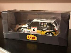 Renault 5 Maxi Turbo Carlos Sainz Rallye Principe Asturias 1986  1:18 Altaya IXO