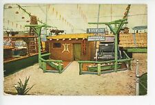 Pioneer Cabin made out of Oranges!!! Rare Antique SAN BERNADINO Expo 1915