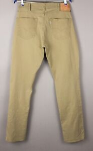 Levi's Strauss & Co Hommes Slim Jeans Extensible Taille W38 L34 BBZ111