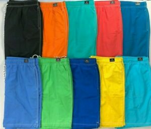 Men-039-s-Big-amp-Tall-Roundtree-amp-Yorke-Swim-Trunks-Shorts-Swimwear