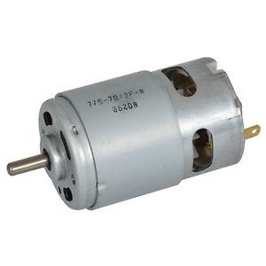 Nichibo-Taiwan-775-7013F-R-12VDC-Motor-12-610-RPM-4-pcs