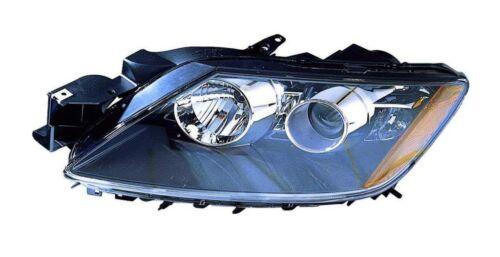 REPLACEMENT EG21510L0K 2007 2008 MAZDA CX-7 HEADLIGHT LIGHT LAMP HALOGEN LEFT