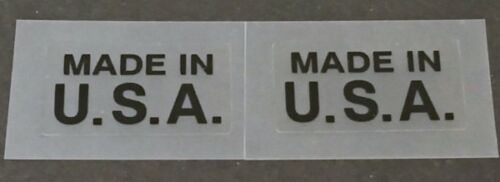 référence SKU Mius 903 MADE IN U.S.A Bicyclette Decals 1 paire