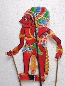 Indonesie Wayang Culte Marionnettes D'ombre Bali, Nms128x Les Clients D'Abord