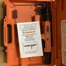 Itw Ramset Viper 27 Caliber Powder Actuated Tool