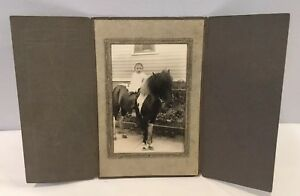 Antique-Photo-In-Cabinet-Card-From-Early-1900-039-s-Rare-Excellent-Condition-14of14