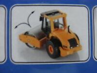 SINGLE DRUM ROLLER die-cast toy model - IN BOX 1/50