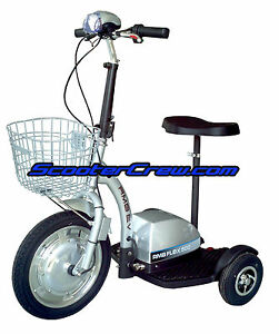 3 wheel electric powered ev trike scooter mo ped mobility. Black Bedroom Furniture Sets. Home Design Ideas