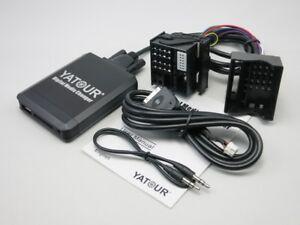 digital media changer usb sd aux ipod interface for 40pin bmw e46 rh ebay com 2000 BMW K1200LT BMW iPod Adapter