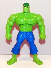 "1996 Incredible Hulk 4.25"" McDonald's Figure #7 Marvel Superheroes Avengers"