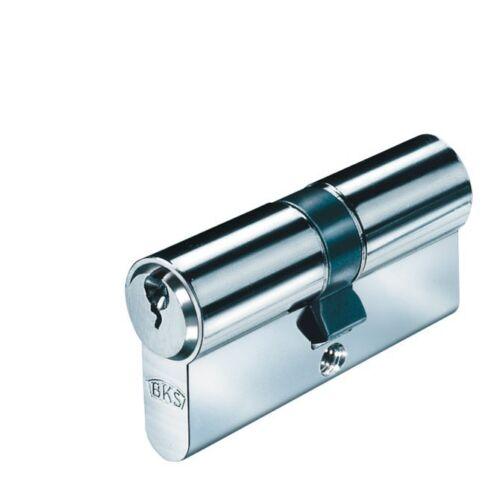 27//27mm 3 Schlüssel Schließzylinder BKS PZ88 Länge