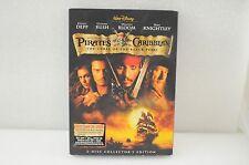 Pirates Of The Caribbean DVD Movie Original Release