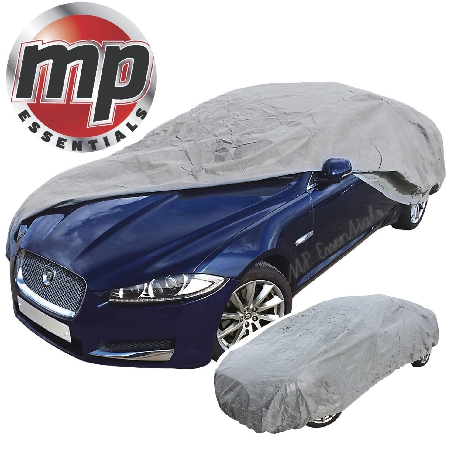 HEAVYDUTY FULLY WATERPROOF CAR COVER COTTON LINED 1275 MG MIDGET