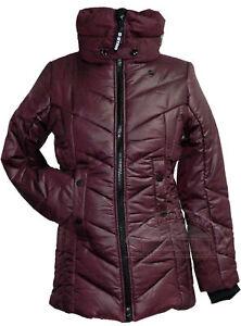 d5ed706f31a5b BNWT G Star Raw Alaska Classic Maroon Jacket Size S-XXL RRP £192.00 ...