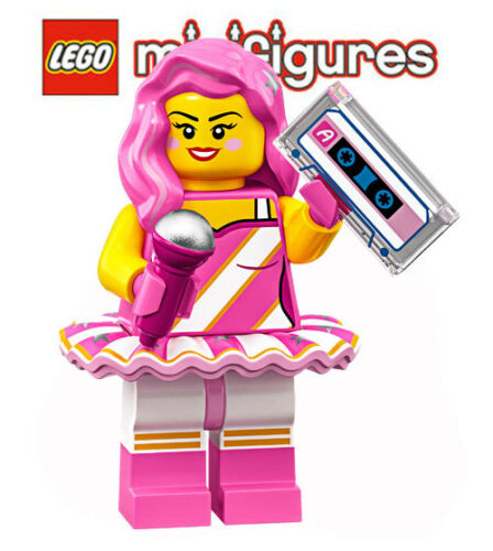 LEGO® Minifigures 71023 THE LEGO® MOVIE 2 Candy Rapper NO 11