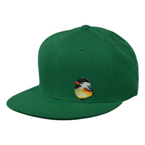 Chickadee-Hat-by-LET-039-S-BE-IRIE-Kelly-Green-Snapback