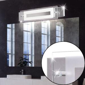 Design Led Faretto Da Parete Lampada Bagno Specchio Naturale