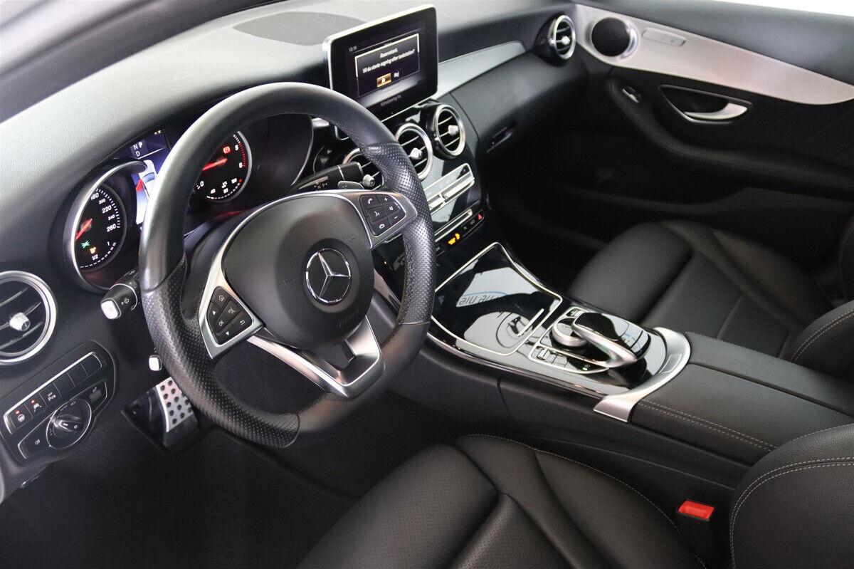 Mercedes C250 d 2,2 AMG Line stc. aut. 4Matic - billede 5