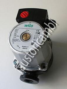 WILO-CIRCOLATORE-POMPA-RS25-6-3-P-130-mm-1-034-1-2-RS15-6-RS15-5-RSL