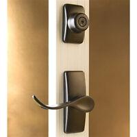 Storm Door Handle Set-oil Rubbed Bronze-2 Piece For 1-1/2 Thick Door-90168-15