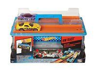 Hot Wheels Race Case Track Set Free Shipping