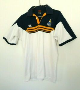 Vintage-Brumbies-ACT-Rugby-Jersey-Vodafone-Super-12-Made-Australia-CCC-Size-14-L