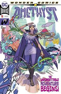 Amethyst-1-DC-Universe-Comic-Wonder-Comics-Amy-Reeder-1st-Print-2020-unread-NM