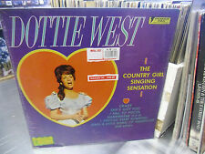 Dottie West Country Girl Singing Sensation LP 1964 Power Pak Records Sealed