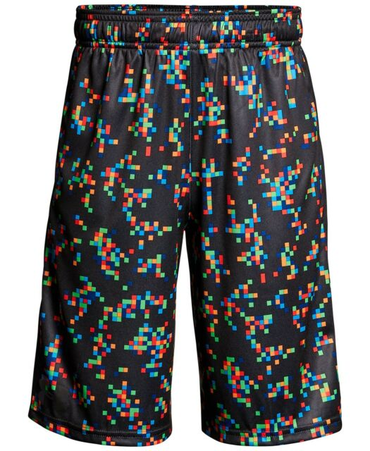 42692f92b New Under Armour Boys Stunt Printed Shorts MSRP $30.00 and $25.00 Choose  Size