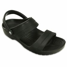 NWT CROCS classic sandals, men's size 11 black FREE USA SHIPPING