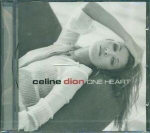 Celine-Dion-One-Heart-Cd-Ottimo