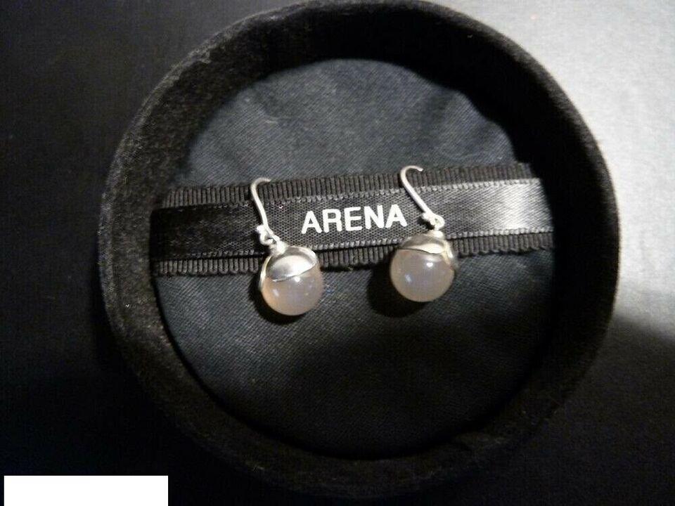 Øreringe, sølv, Arena Copenhagen