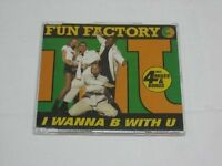 Fun Factory I wanna b with u (1995, #2441355) [Maxi-CD]