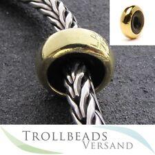 TROLLBEADS 750er Gold Stopper NEU - 20401