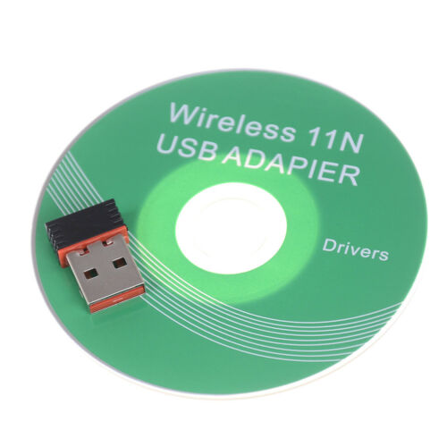 150Mbps High Speed USB Wireless Wifi 802.11n LAN Adapter Dongle With DriverRI KK