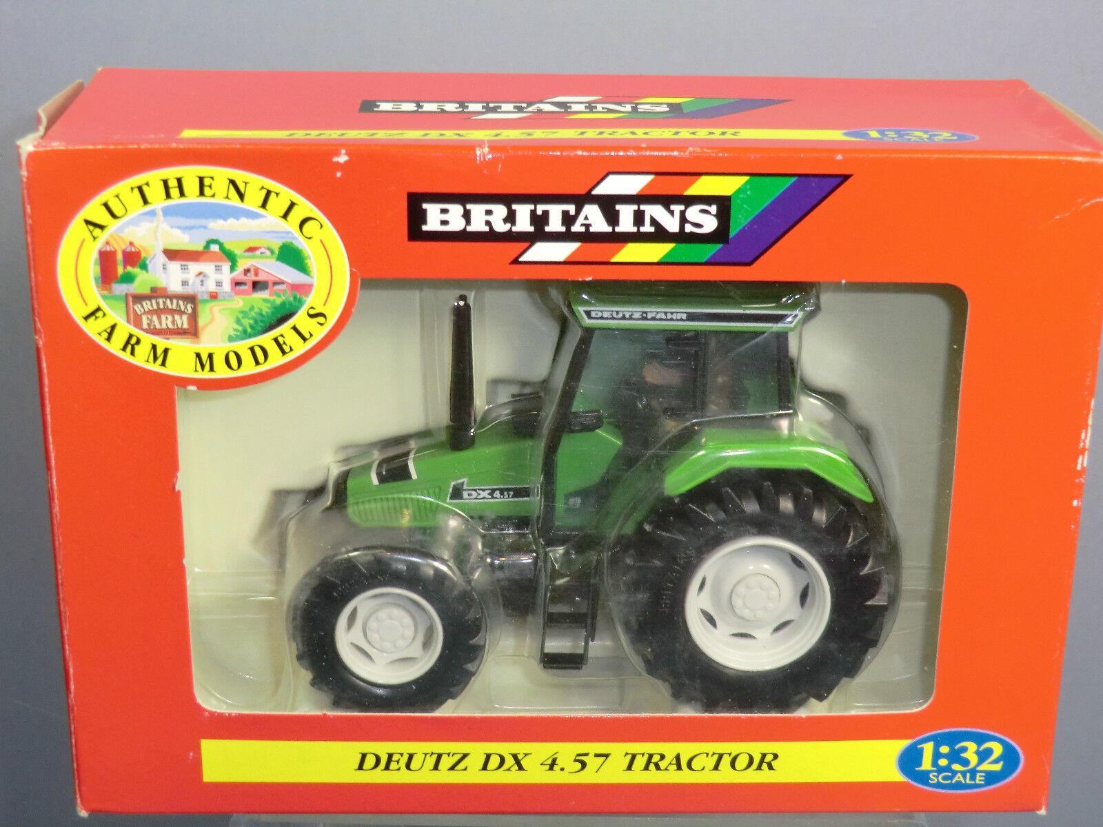 mejor reputación Vintage Britains Modelo No.9496 Deutz DX 4.57 MIB de tractor tractor tractor  el estilo clásico