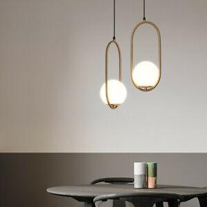 Bar-Lamp-Room-LED-Pendant-Light-Kitchen-Chandelier-Lighting-Glass-Ceiling-Lights