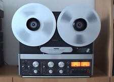 Studer Revox B77 MKII mit Vario Speed 2 Spur 2track tape recorder + 2 Spulen