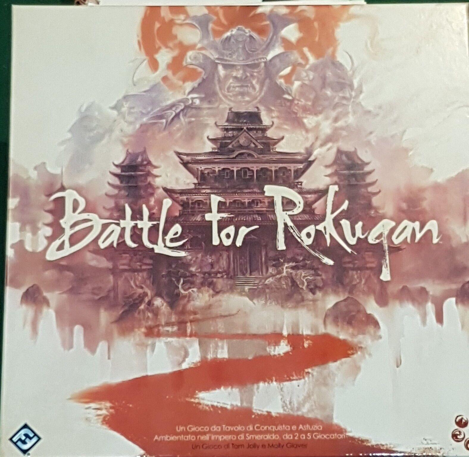 Battle For Rokugan - gioco da tavolo in italiano Asmodee Fantasy Flight