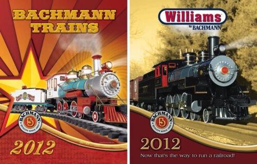 Bachmann Williams 2012 Catalog
