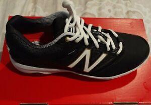 Men-039-s-New-Balance-Metal-Black-Cleats-L4040BK3-Brand-New-in-Box