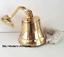 Antique-Brass-Wall-Bell-Vintage-Ship-039-s-School-Pub-Last-Orders-Dinner-Door-3-inch thumbnail 8