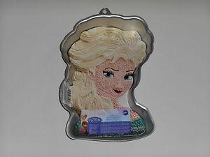 Elsa Cake Pan Wilton