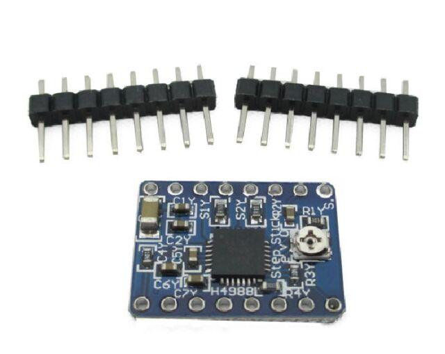 StepStick Stepper motor driver A4988 A4983 3D Printer driver module Reprap Prus