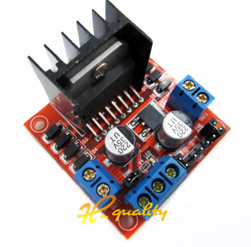 L298N Dual H Bridge DC Stepper Motor L298N Drive Controller Board Module NEW
