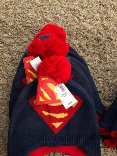 Old Navy Superman Child's Winter Hat 2t-3t