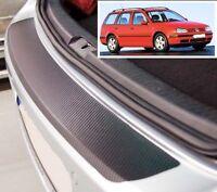 VW Golf MK4 Estate - Carbon Style rear Bumper Protector