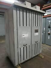 Fpe 750 Kva 2400 Delta To 480 Delta In 3r Enclosure Dry Type Transformer 750kva