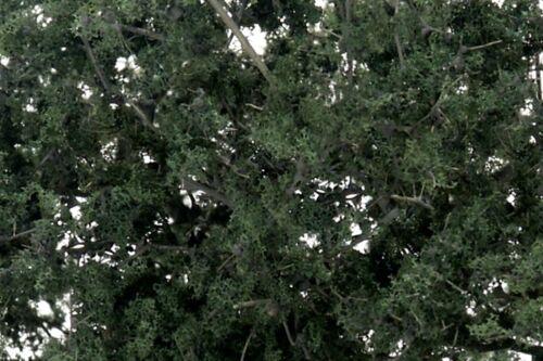 HS woodland f1130 lettre feuilles-vert foncé pour plus vrais que nature paysages