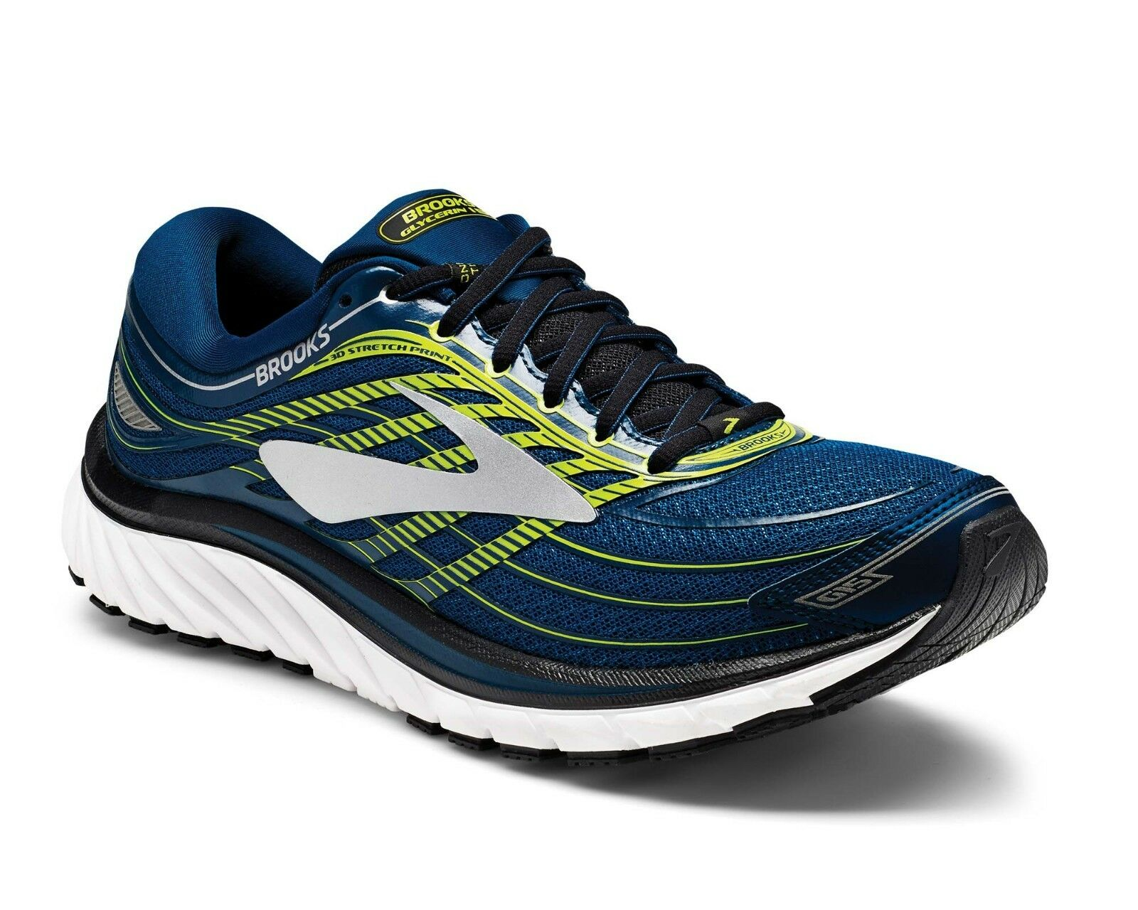 **GENUINE** Brooks Glycerin 15 Mens Runners (D) (473)